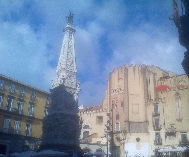 San Domenico square 2min by foot