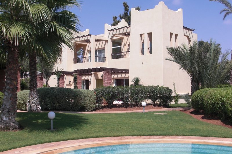 villa du golf du soleil, location de vacances à Agadir
