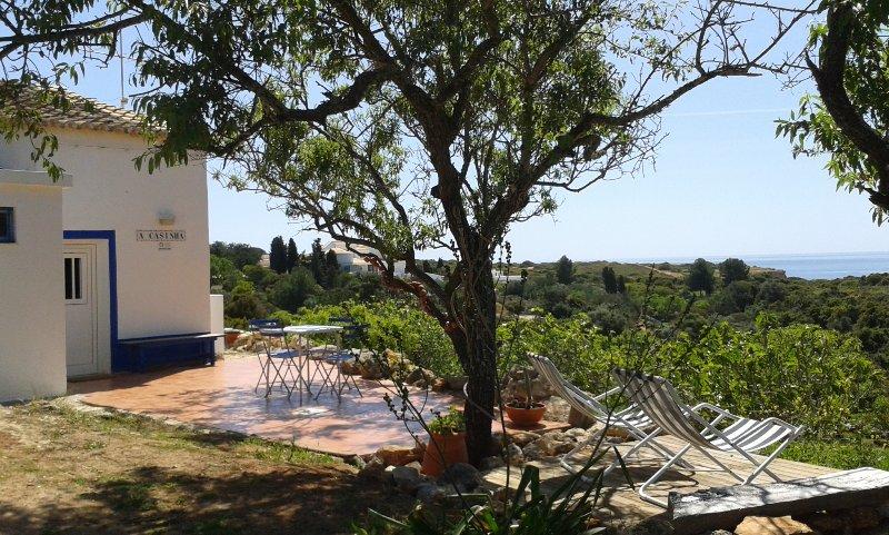Casinha. Algarve, Sea & Country Ferragudo, aluguéis de temporada em Lagoa