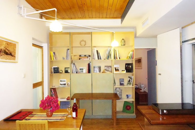 library of art & photography books