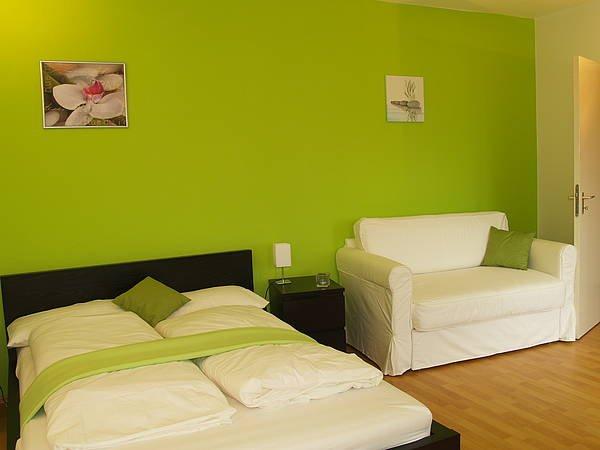 Grün Apartment, aluguéis de temporada em Hennigsdorf