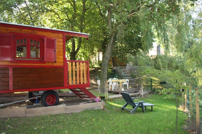 GYPSY CARAN OF RIVIERE NEAR ARRAS, holiday rental in Courcelles-au-Bois