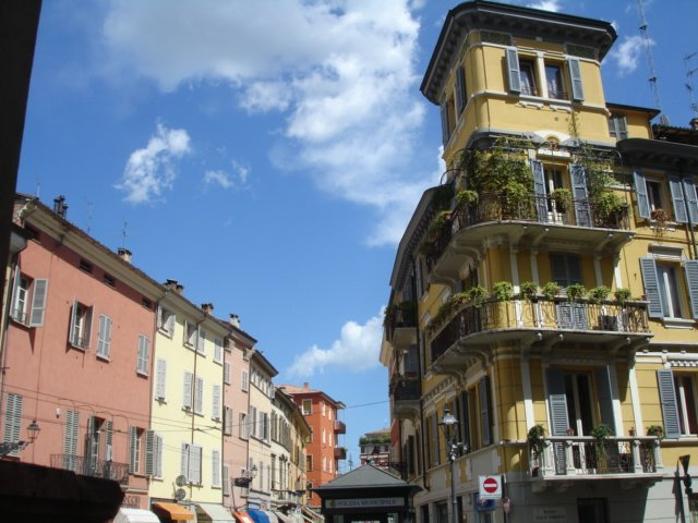 IL BALCONE Holiday House (wifi), vacation rental in Parma