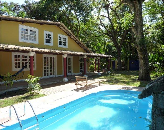 Villa Maria con piscina in giardino tropicale di 1.500 mq.