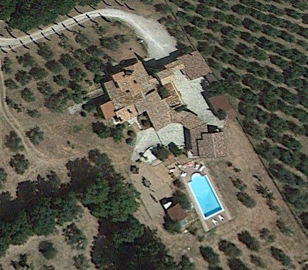Casale di Charme nelle colline umbre !!!, casa vacanza a Massa Martana