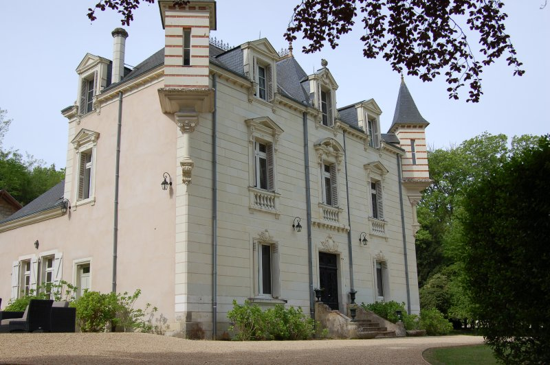 A fabulous family retreat, chateau rental in Loire Valley