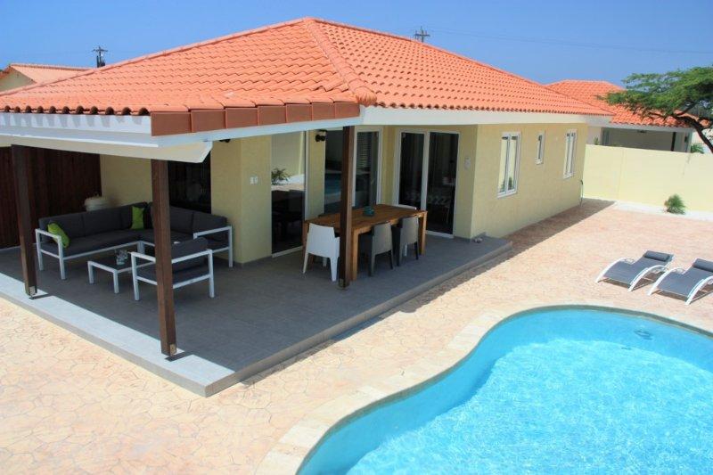 Tropical Dreams in Aruba, location de vacances à Paradera