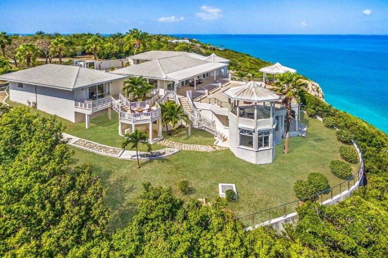 Marine Terrace, 5 BR Luxury Vacation Rental Villa, Terres Basses, St Martin