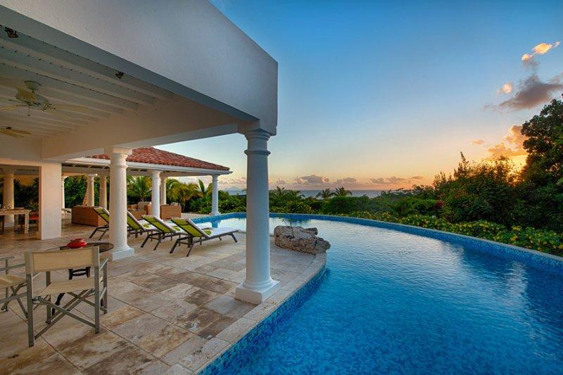 Lune de Miel...2 BR Vacation Rental Villa ... Terres Basses, St Martin