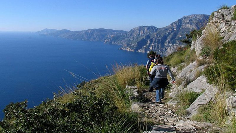 24 Amalfi Coast walk trail
