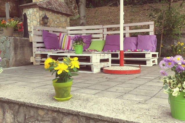 Villa KLIBO Ohrid,, location de vacances à Pestani