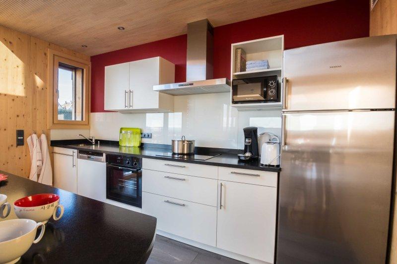 Kitchen worktop in Granite