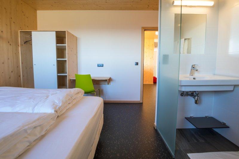 4 bedroom, bed 160x200