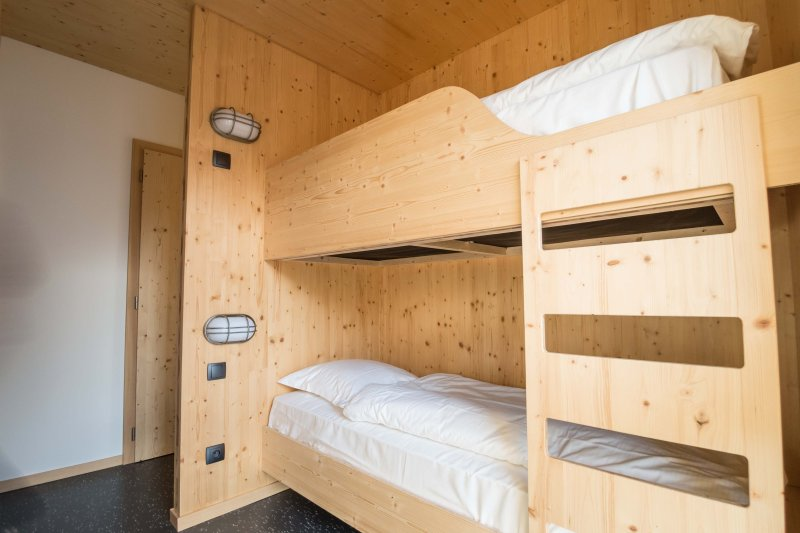 Bedroom 2, Bunk Beds