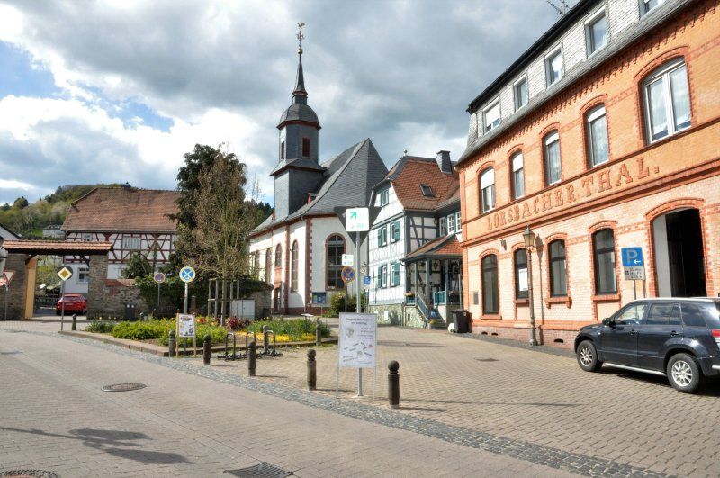 High-quality apartment in historic surrounding, holiday rental in Hofheim am Taunus