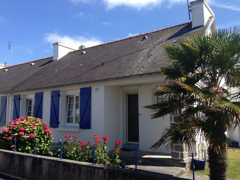 Maison bord de mer à 500 m des plages (Loctudy), vacation rental in Loctudy