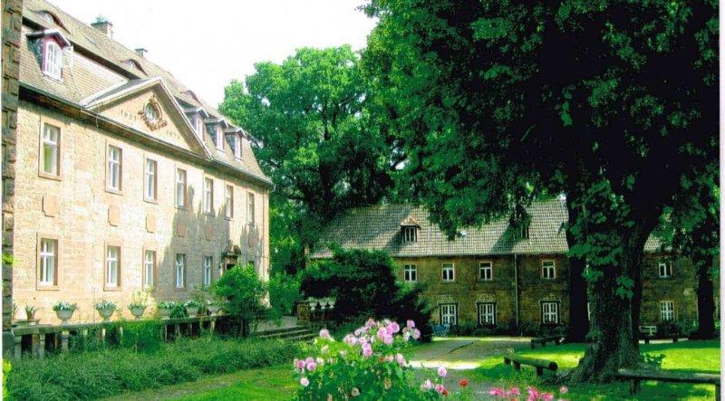 Toskana des Nordens - Ferienwohnung im Schloss, aluguéis de temporada em Lutherstadt Eisleben
