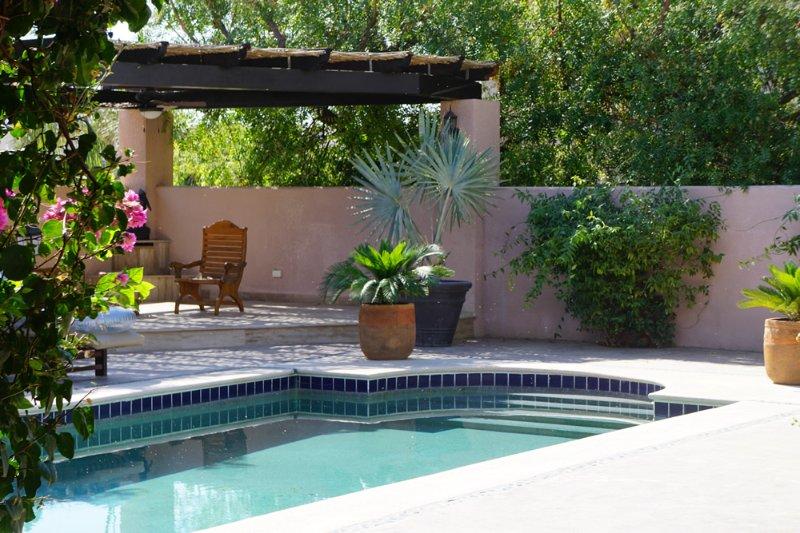 ****BEACH 5 min walk. Private 3 or 4 bdrm Villa - Casa Shona, holiday rental in San Jose del Cabo