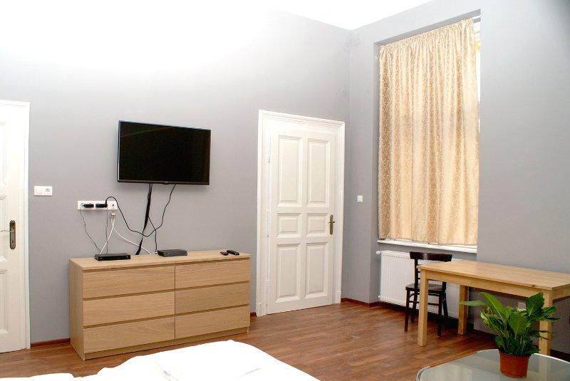 Sweet, appartement confortable avec air conditionné et matelas super-comfortamble.
