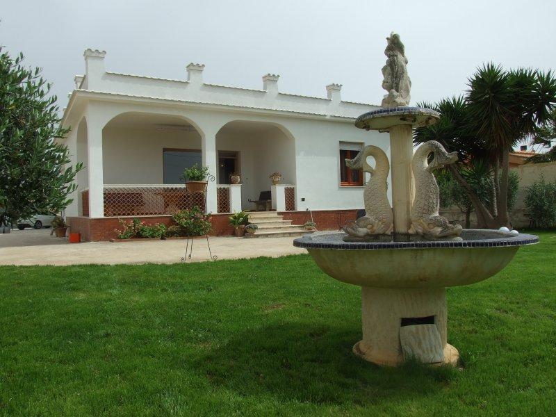 Bed & Breakfast Villa Zagara, Ferienwohnung in Marsala