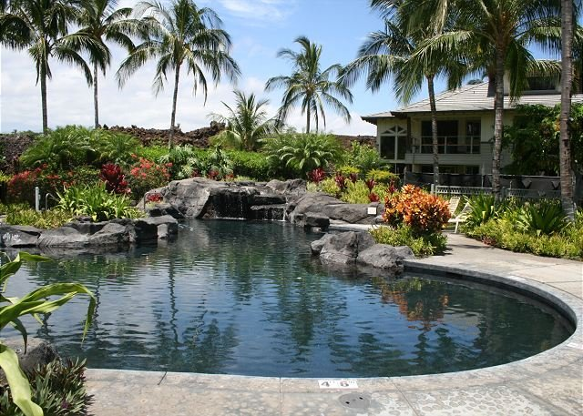 Palm Villas Pool