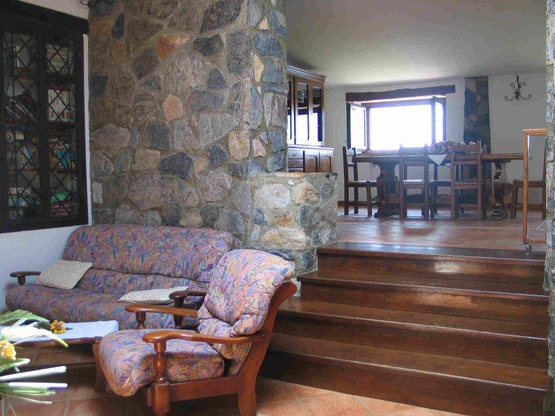 Grande Attico in Agriturismo, vakantiewoning in Sangineto