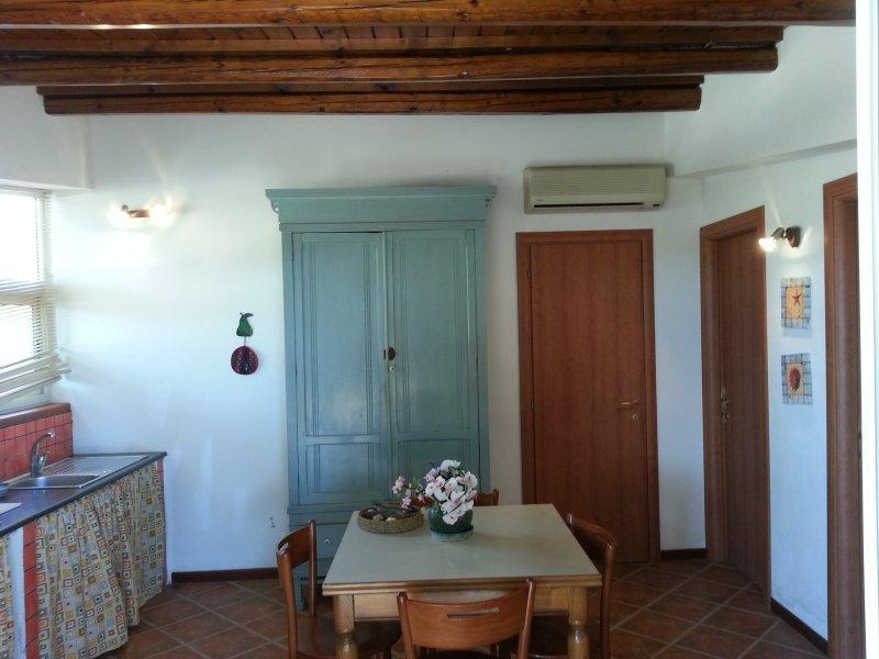 Villa al mare a Noto, holiday rental in Piccio
