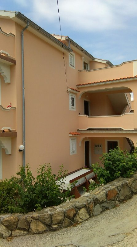 The house is located at the quiet place, and have four apartment for the guest with the big balcony.