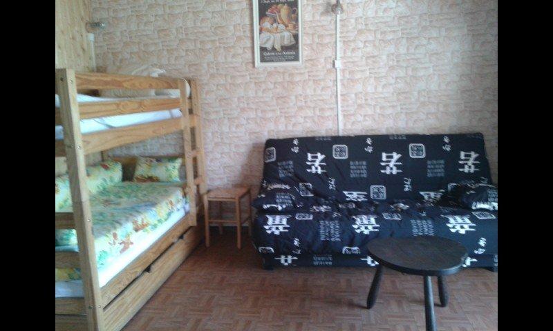 studio à la montagne station la toussuire, vacation rental in Fontcouverte-la-Toussuire