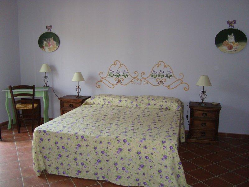 La Rena Rossa, holiday rental in Nicolosi
