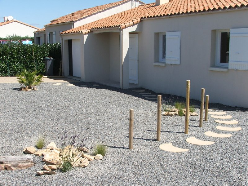 Villa in Vendee, village location, close to beach, vacation rental in Angles