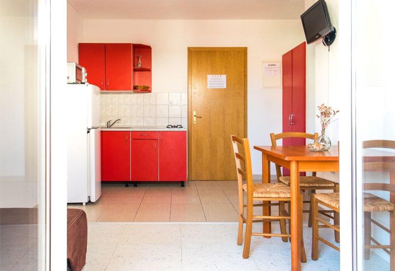 Keuken + eetkamer