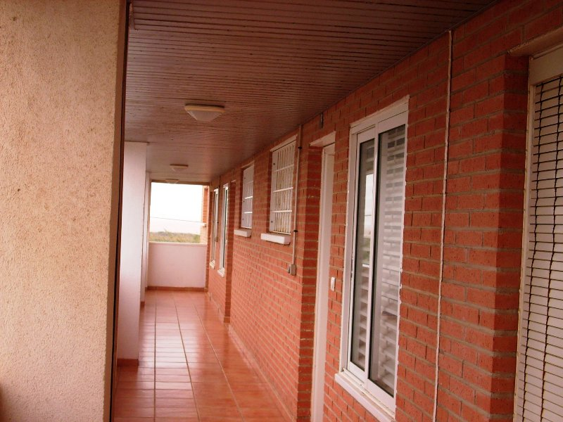 l'accesso agli alloggi Galleria
