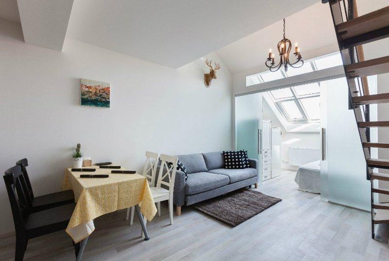 louer appart Prague Bel appartement