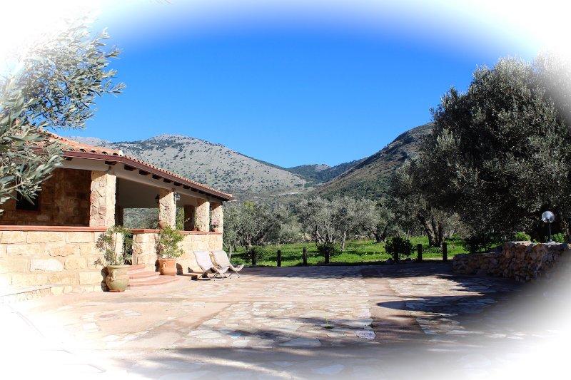 Casale Orioles, Ferienwohnung in Palermo