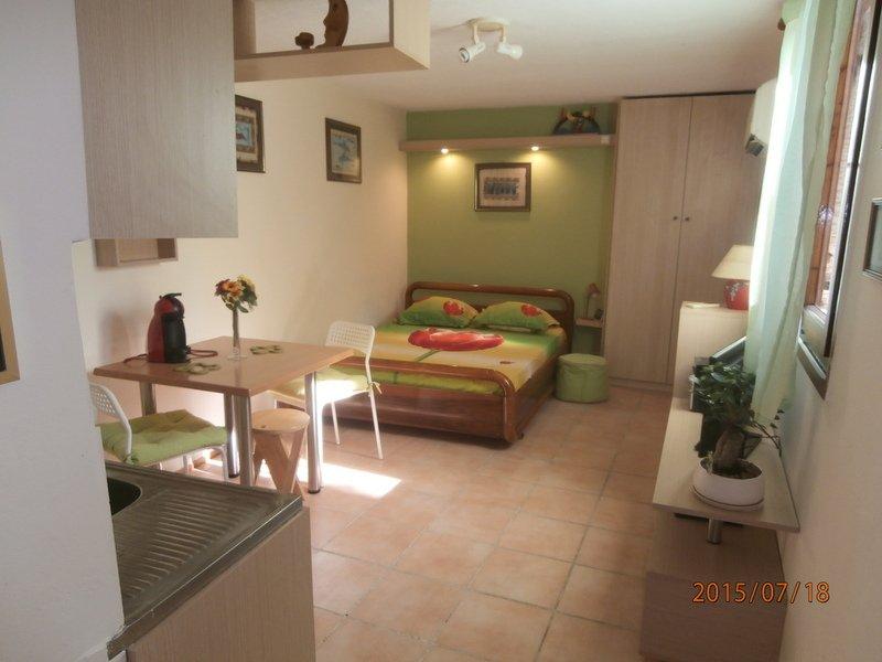 studio, holiday rental in Argyroupoli
