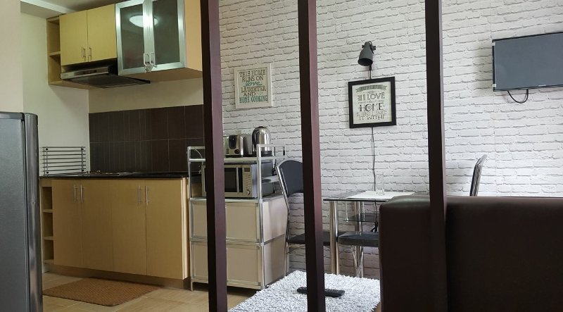1BR Condo in Wharton Condominium nr SLU Bakakeng, holiday rental in Luzon