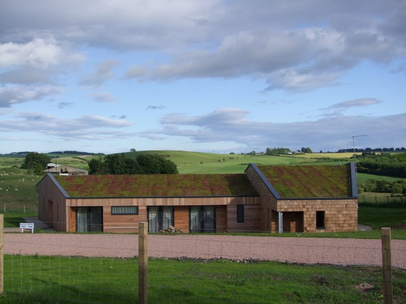Our bespoke accommodation awarded a Commendation in the Saltire awards for architecture.