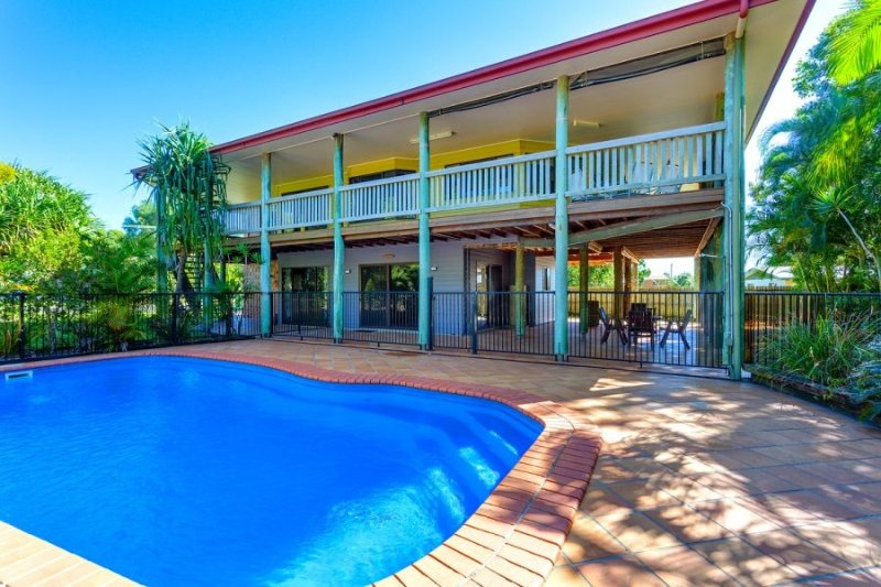 Barny's - Rainbow Beach, vacation rental in Gympie Region