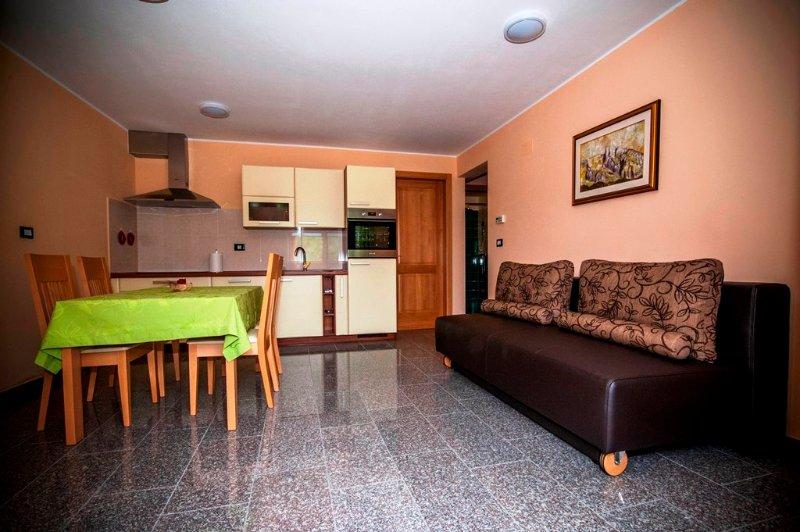 Apartment MASERA 104, vacation rental in Kobarid