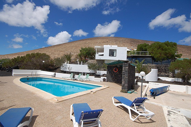 Finca 4 apartments with spacious communal areas