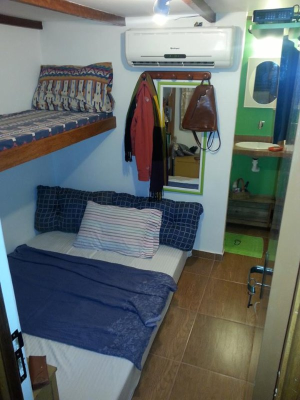 Micro SUITE, 2 Twin Matresses + Upper Bed