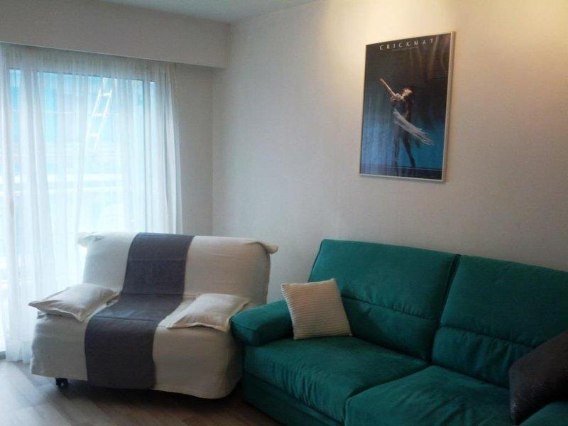 Superbe Studio à 200M de la mer/Apartment for 3 - Nice - appartement