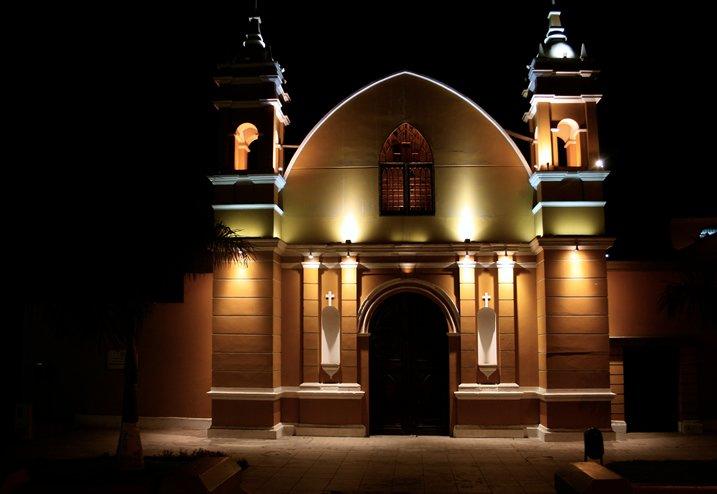 Ermita Church.
