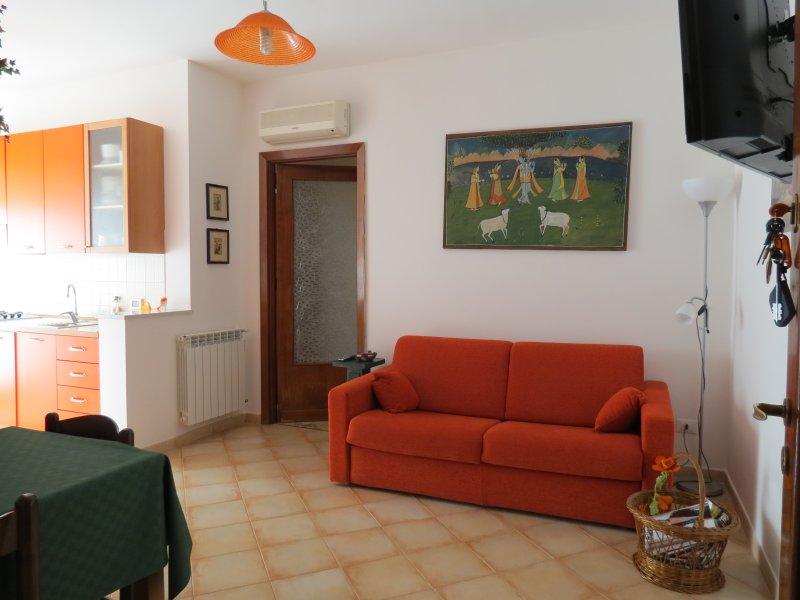 Apartment 'Liberta' Arancio', alquiler vacacional en Landro