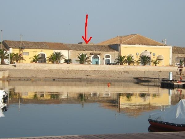 Le Capriate - una casa 'particolare' Beautiful Sea Front House, casa vacanza a Pachino