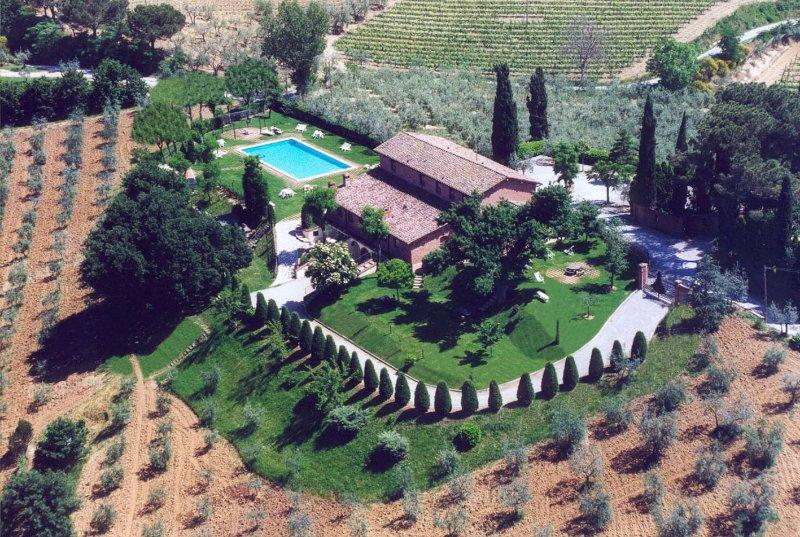 """La Casa delle Querce - """"Pratino"""", holiday rental in Cervognano"""