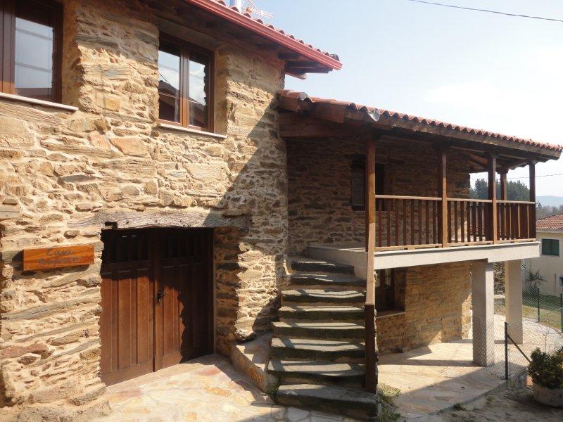 Casa Ruperto., holiday rental in Sober