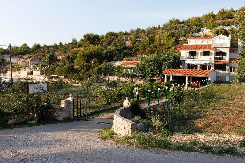 Villa Huerte- toda la propiedad