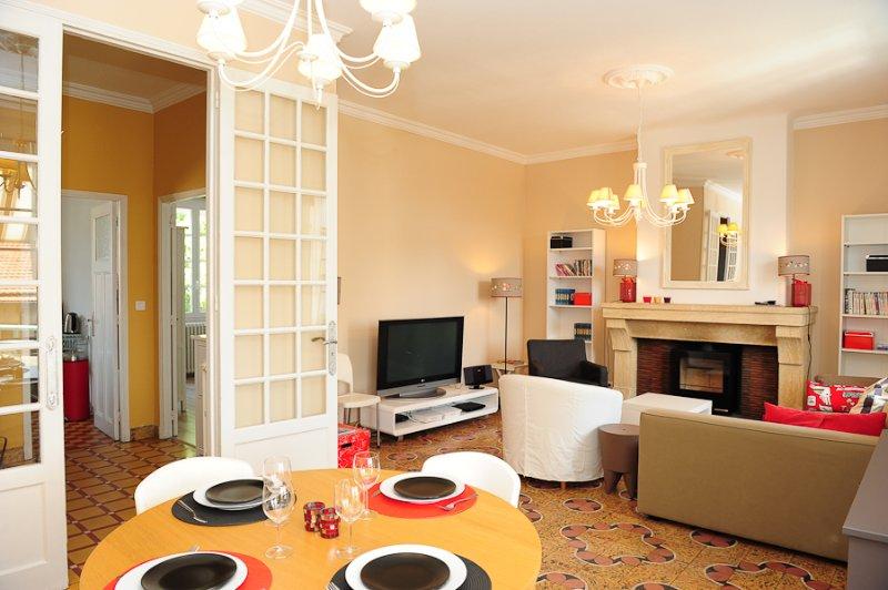 Appart 100m2 terrasse garage proche centre Avignon - Avignon - appartement